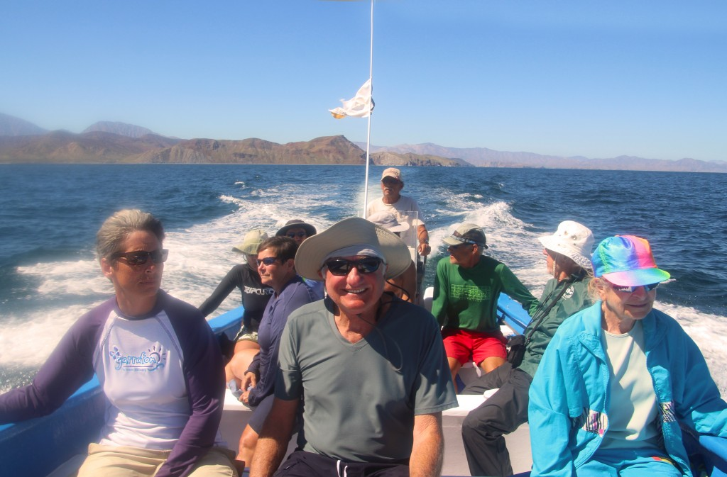 Baja group adventure travel fun