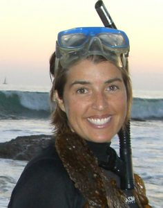 Captain Nancy L Caruso, marine biologist