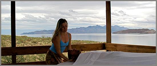 baja wellness retreats at Las Animas Eco-Lodge on Sea of Cortez