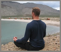 baja wellness retreat meditaion