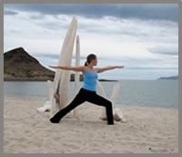 Beachside Baja wellness retreats with Baja AirVentures