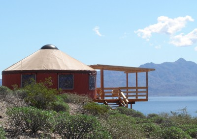 BajaAirVentures-cliffside-yurt-view