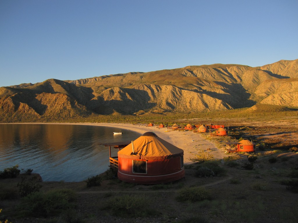 Baja Adventure Travel ecolodge